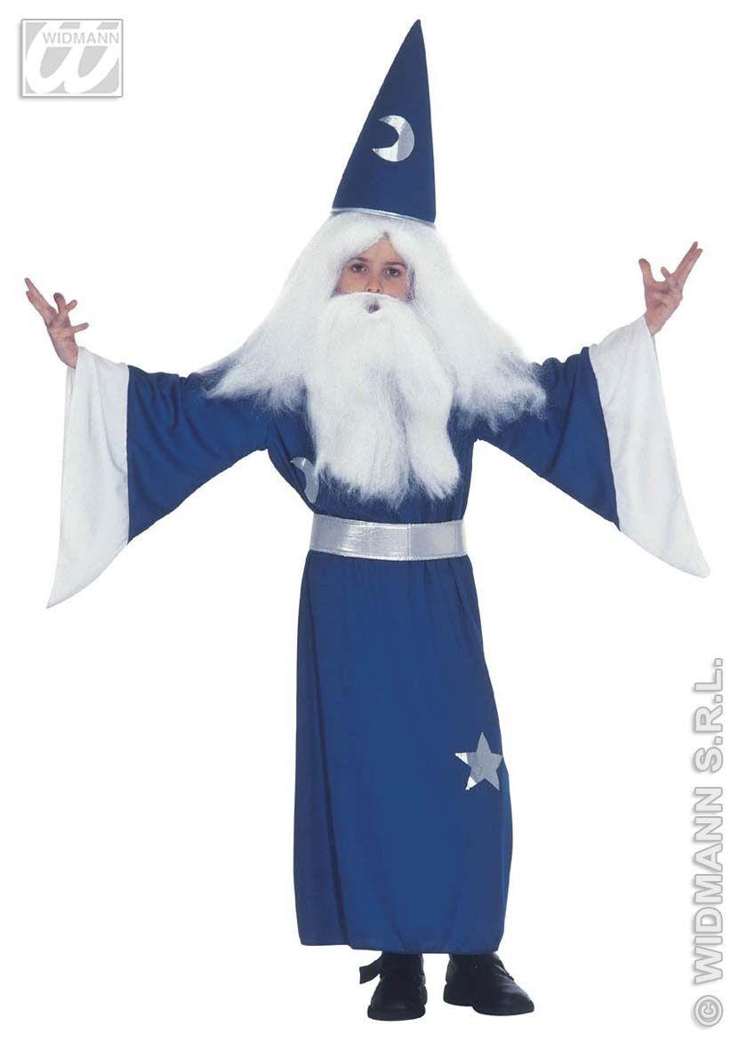 Magier, Kind Gandalf Kostuum Jongen
