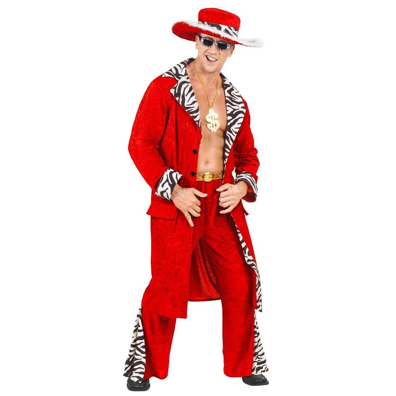 King Of Pimps Fever Man Kostuum
