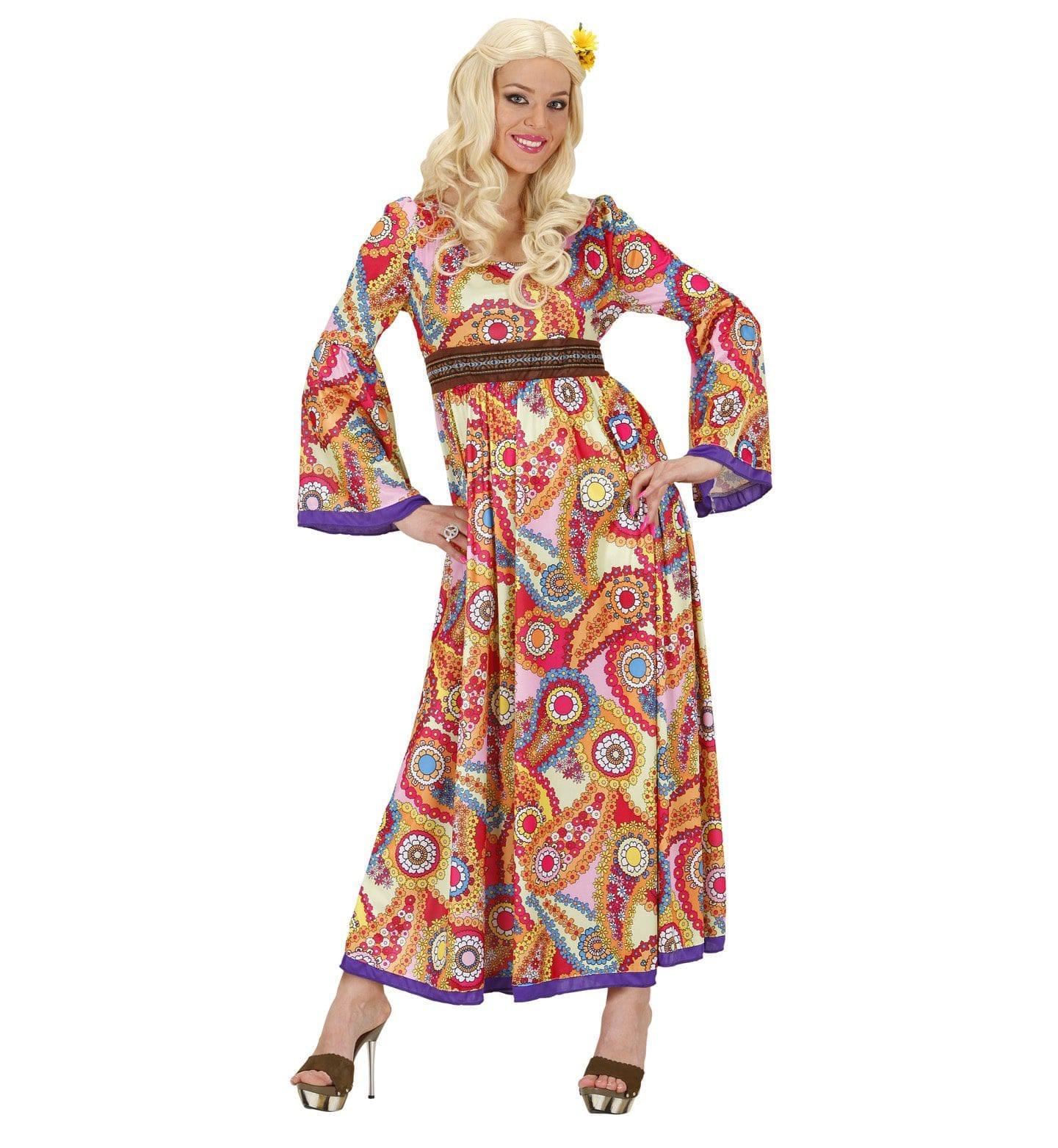 Hippie Vrouw Kostuum