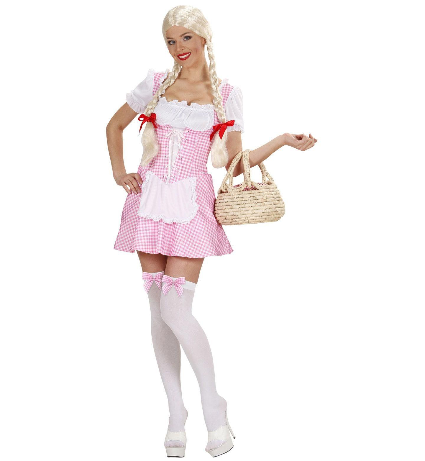 Sunny Miss Muffet Roze XL Kostuum Vrouw
