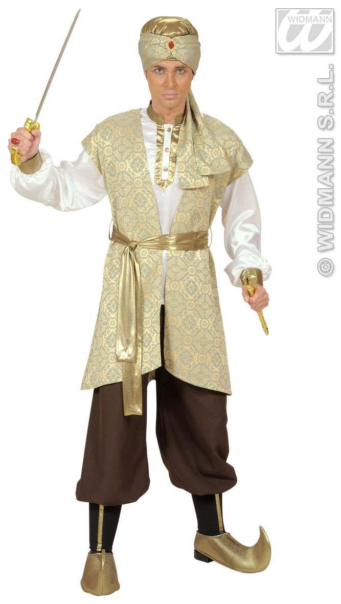 Prins Van Perzie Kostuum Man