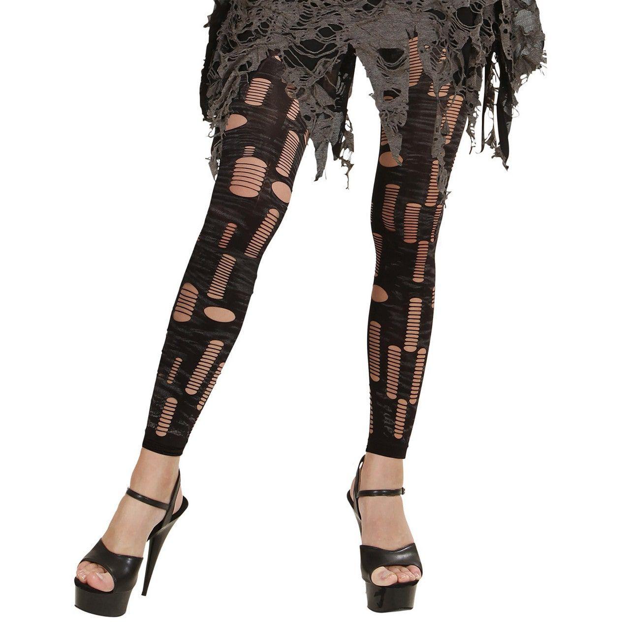 Camille Gescheurde Zombie Legging XL Vrouw