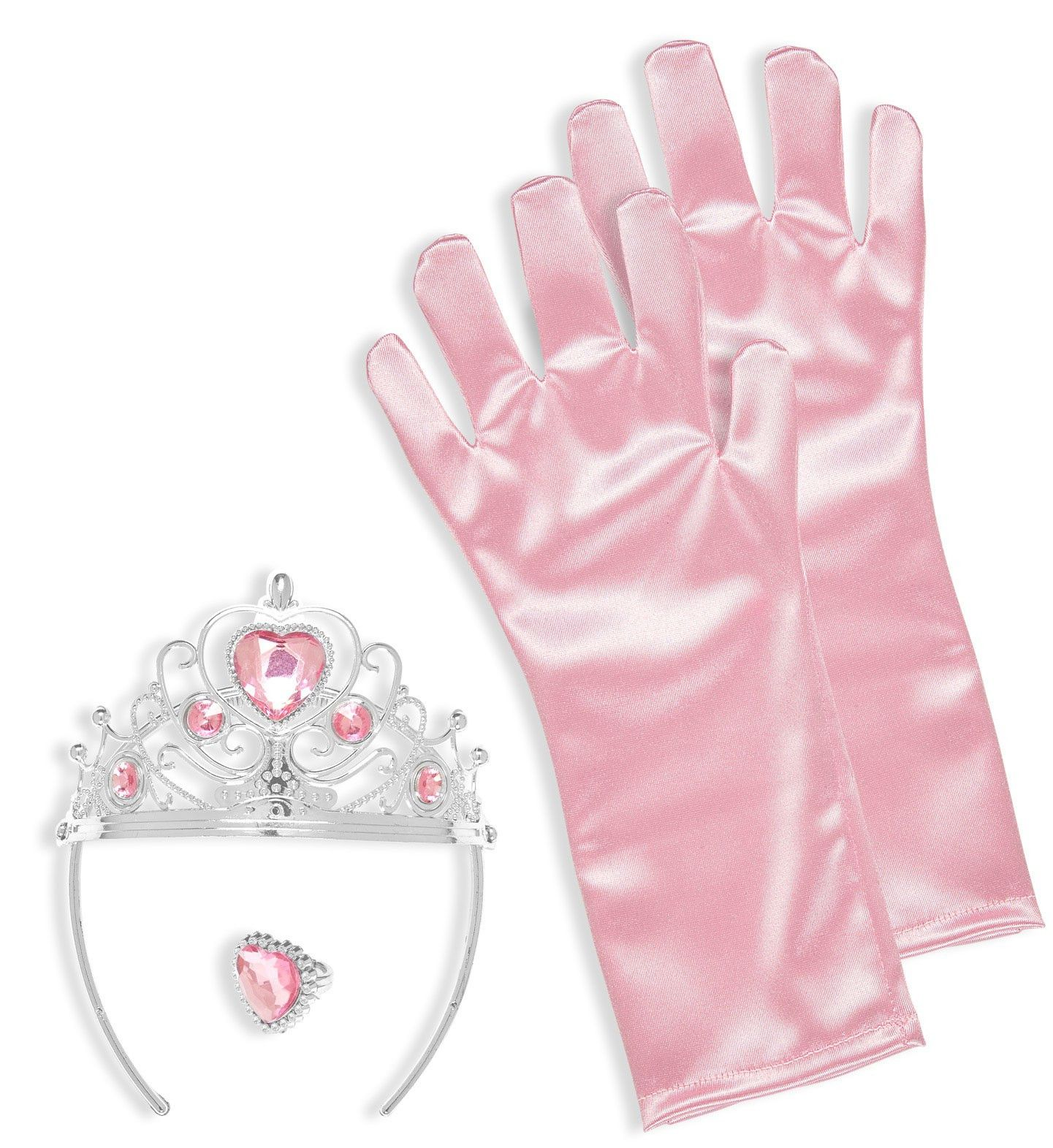 Kinder Prinses Set Roze
