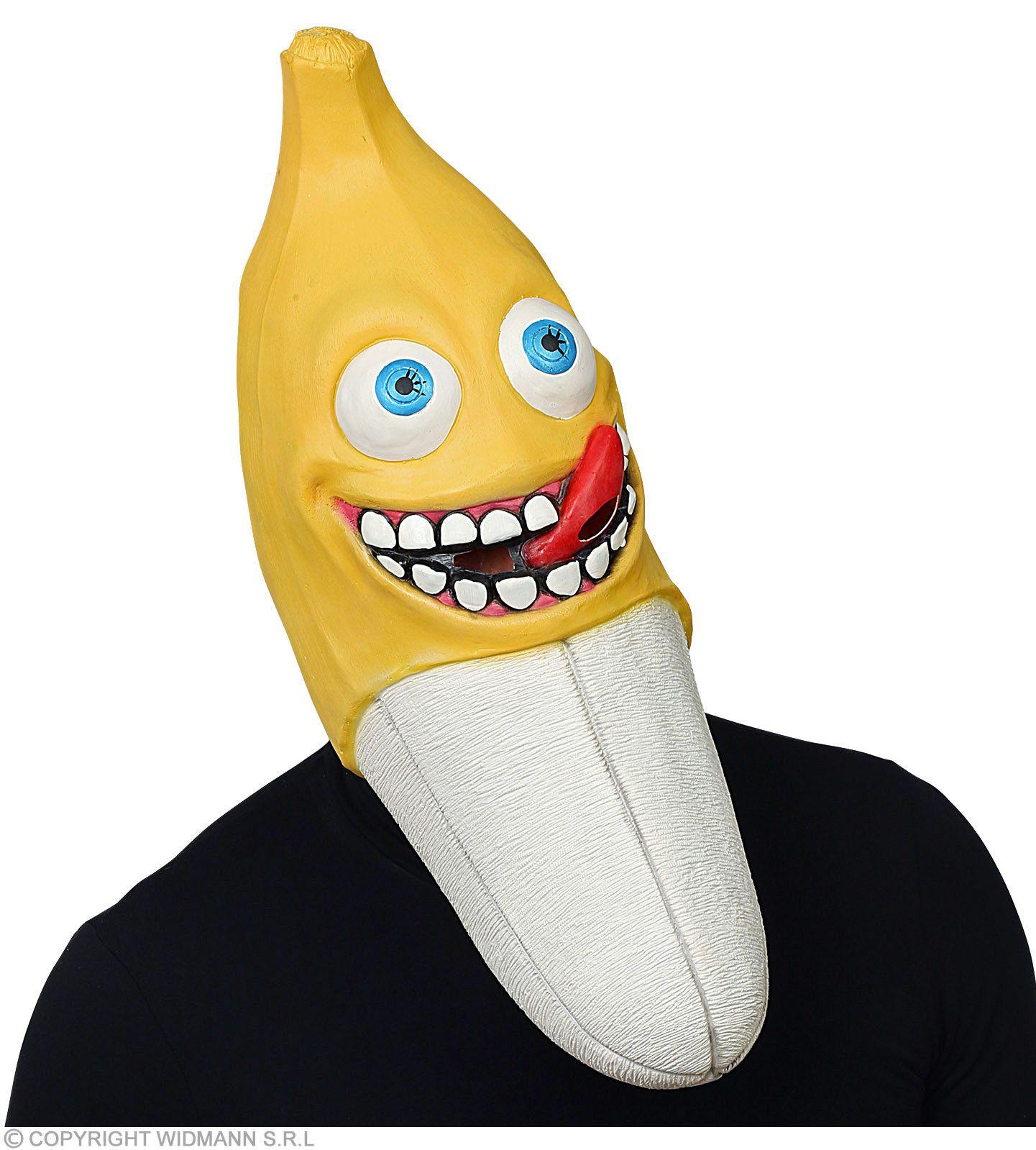 Half Gepelde Banaan Masker