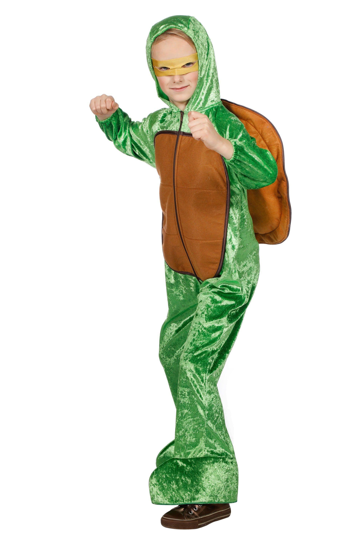 Snelle Ninja Schildpad Kostuum