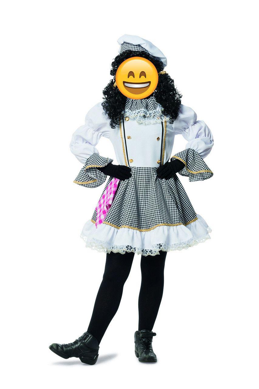 Piet Kokkin Van Sinterklaas Vrouw Kostuum
