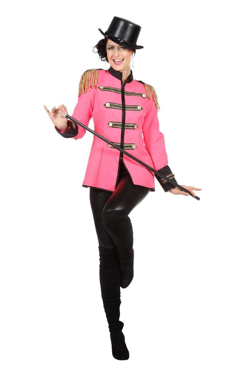 Roze Circus Directeur