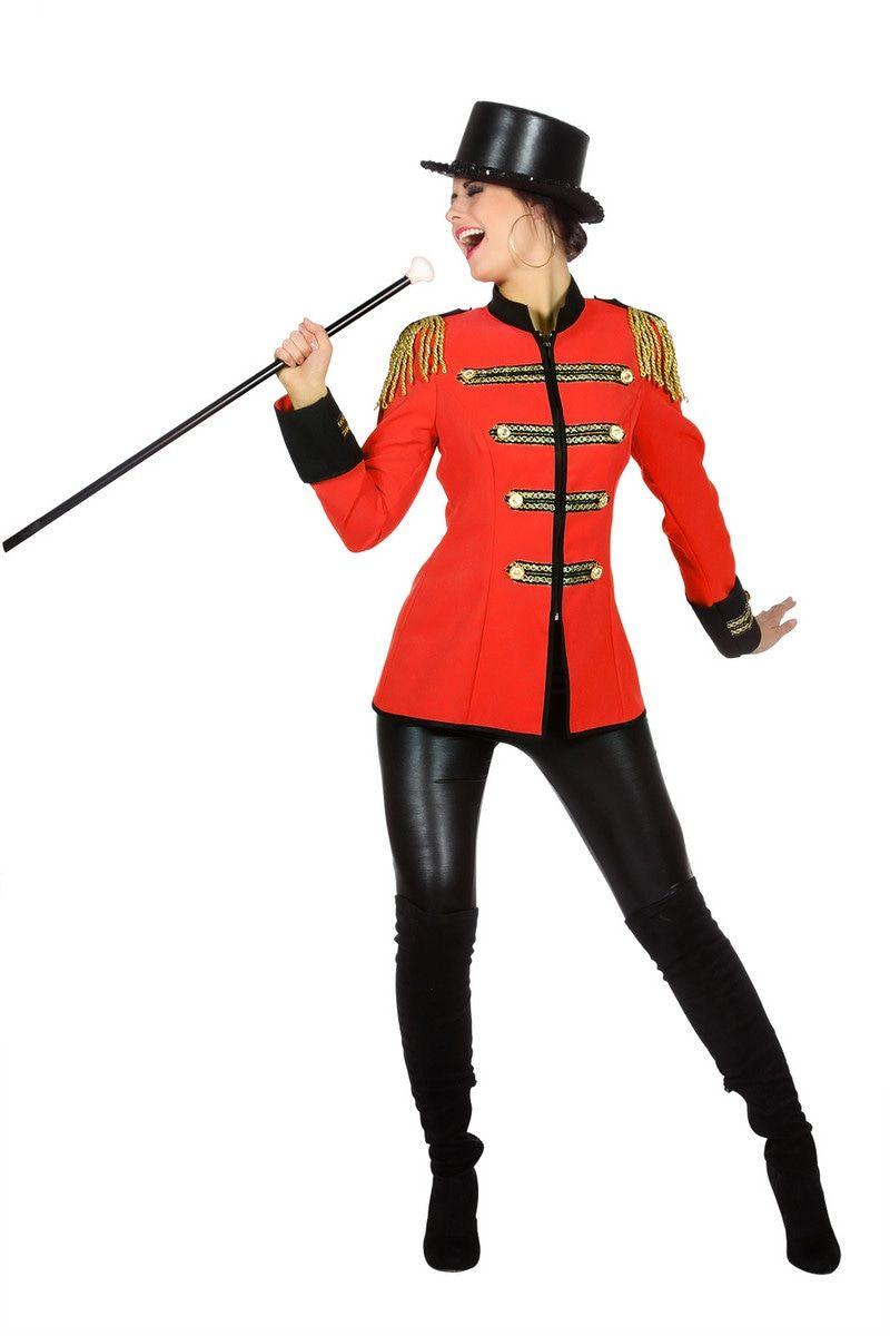 Viva Las Vegas Showgirl Circus Directrice