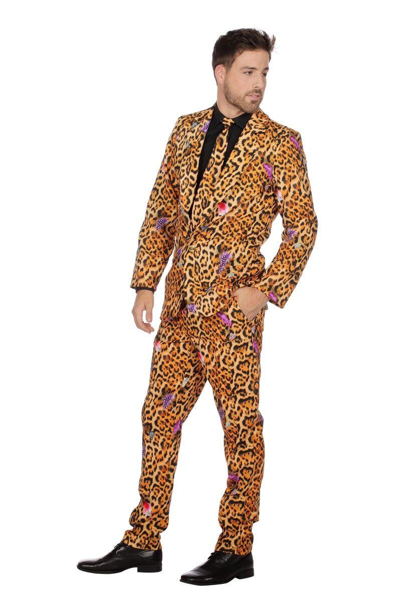 Peter Panter Avondje Stappen Man Kostuum