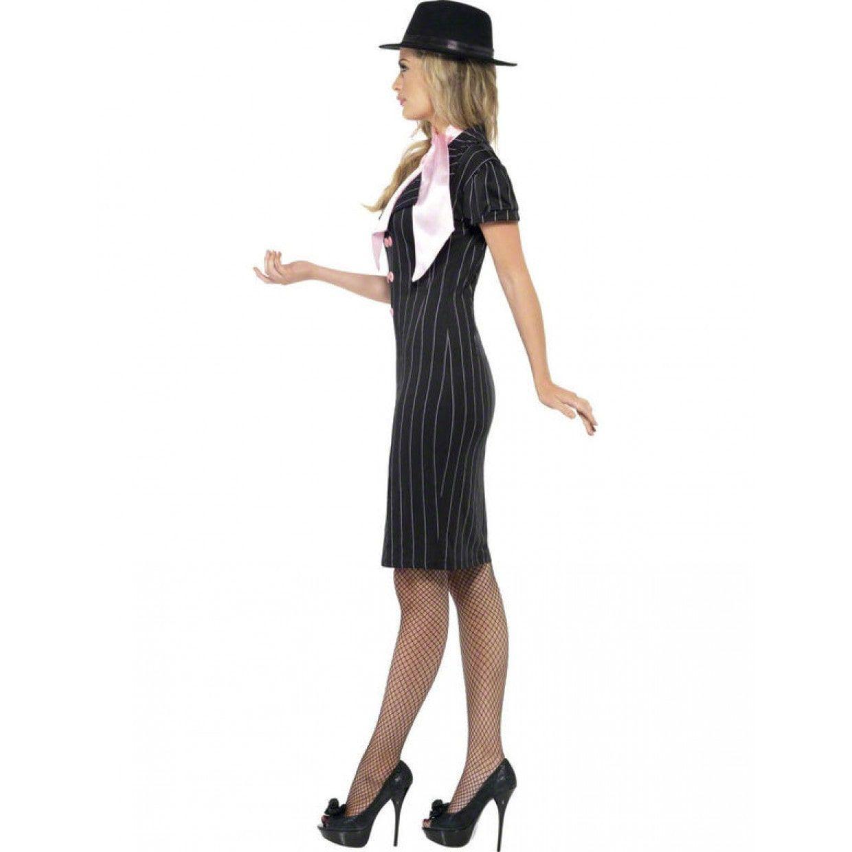 0125575c3f7 Vrouwelijke Gangster Vrouw Kostuum