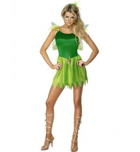 Bosfee Vrouw Kostuum