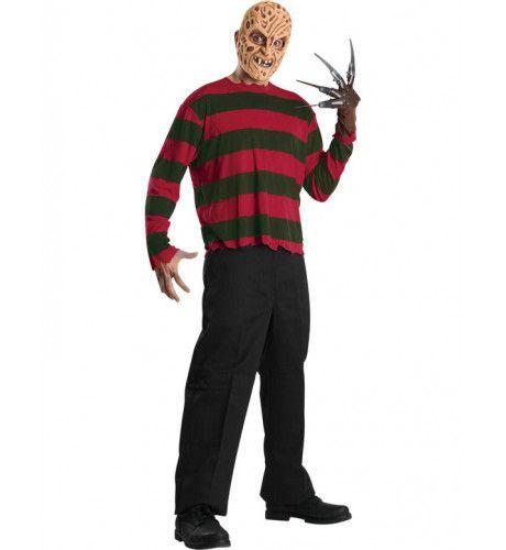 Freddy Krueger Halloween Man Kostuum
