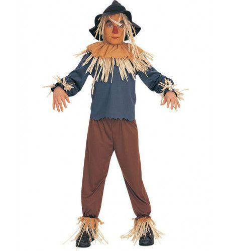 Vogelverschrikker Kind Kostuum Jongen