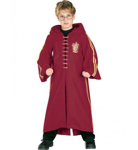 Harry Potter Zwerkbal Luxe Gewaad Kind Kostuum