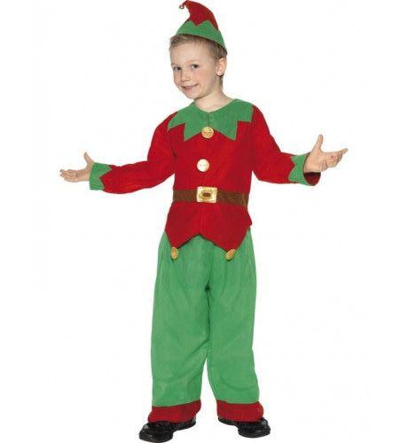 Elf Jongen / Meisje Kostuum
