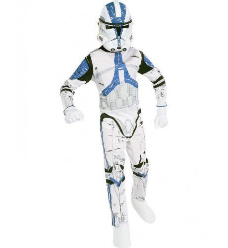 Clone Trooper Man Kostuum