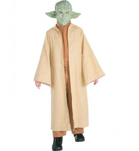 Luxe Yoda Jongen Kostuum