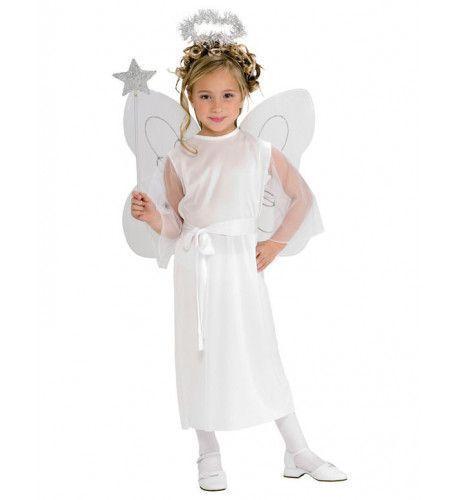 Kleine Engel Meisje Kostuum