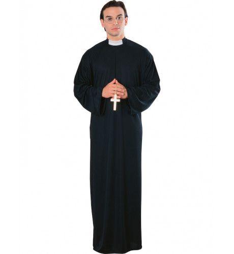 Priester Man Kostuum