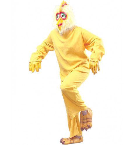 Budget Kip Kostuum Man