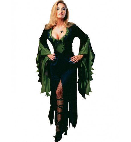 Enchantra Halloween Vrouw Kostuum