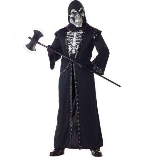 Grafbeheerder Man Kostuum