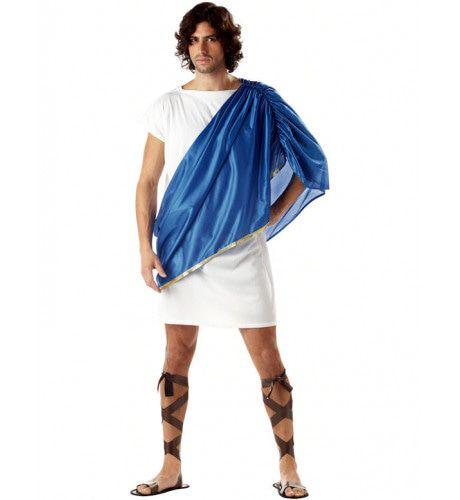 Mannen Toga Kostuum