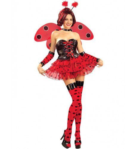 Lieveheersbeestje Vrouw Kostuum