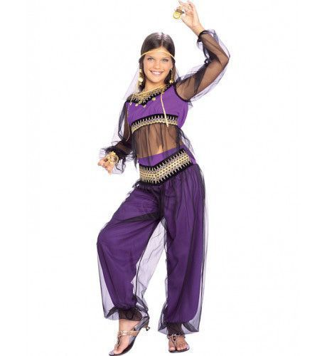 Harem Prinses Meisje Kostuum
