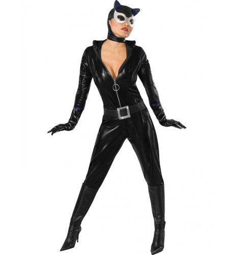 Catwoman Vrouw Kostuum