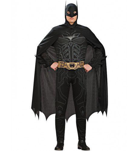 De Duistere Ridder Batman Superheld Man Kostuum