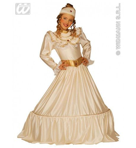 Keizerin Anastasia Meisje Kostuum