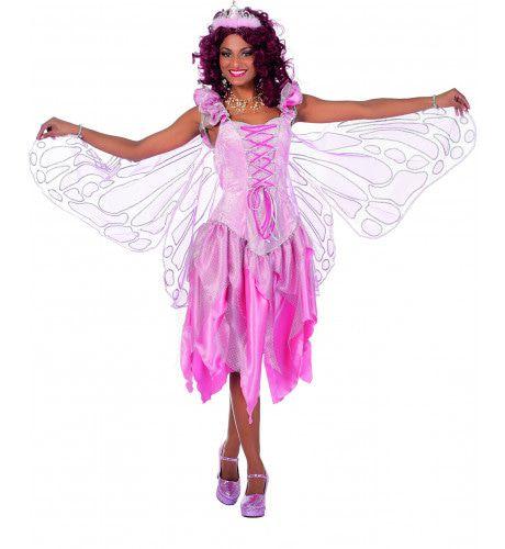 Roze Snoep Feetje Vrouw Kostuum