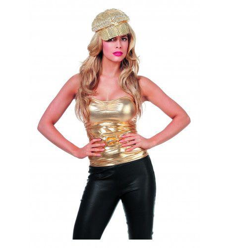 Gouden Topje Ms Bling