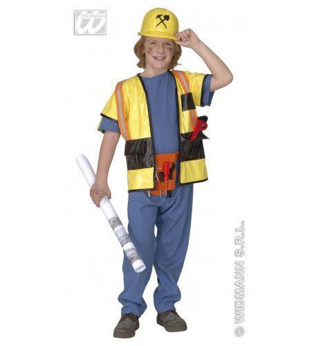 Bob De Bouwvakker, Fiberoptisch Jongen Kostuum