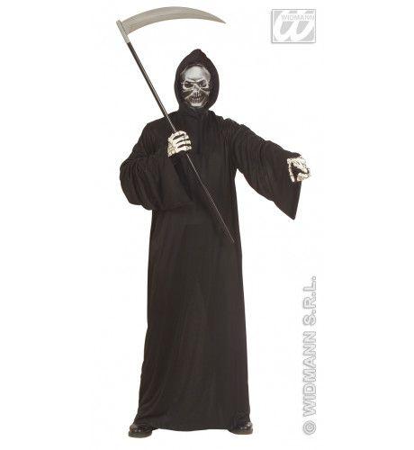 Man Met De Zeis Doctor Death Kostuum