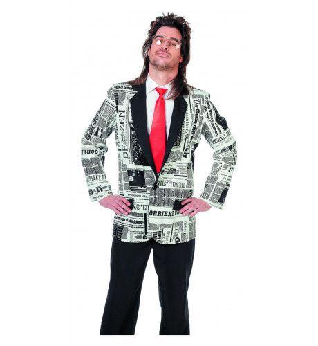 Extravagant Kolbert Newsletter Man Kostuum