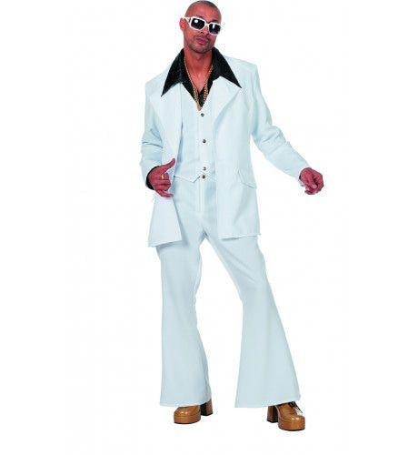 John Travolta Disco Fever, Wit Man Kostuum