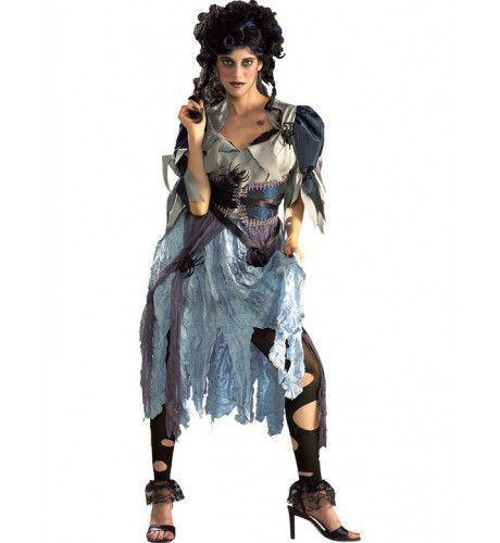 Little Miss Muffet Halloween Vrouw Kostuum