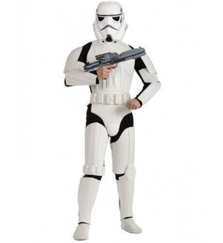 Deluxe Star Wars Stormtrooper Kostuum Man