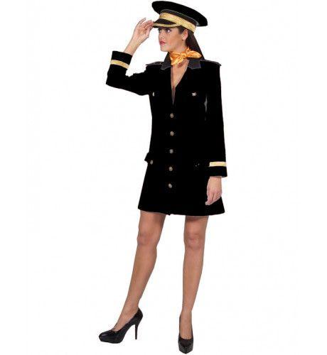 Luxe Politieagente Vrouw Kostuum