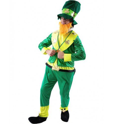St Patricks Kabouter Man Kostuum