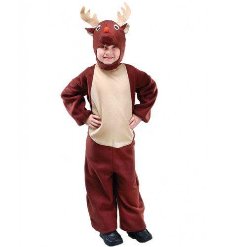 Kind Kerstmis Rendier Kostuum