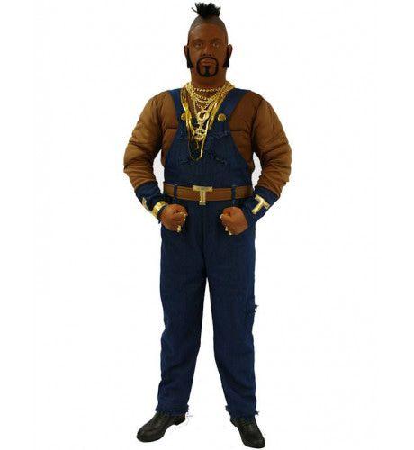 Mr T Kostuum The A-Team Man