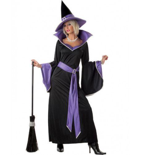Incantasia Heks Halloween Vrouw Kostuum