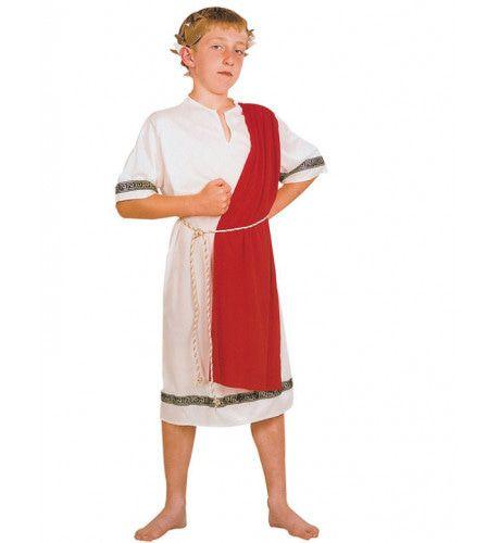 Romeinse Keizer Jongen Kostuum