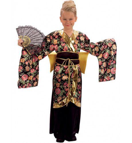Geisha Japans Meisje Kostuum
