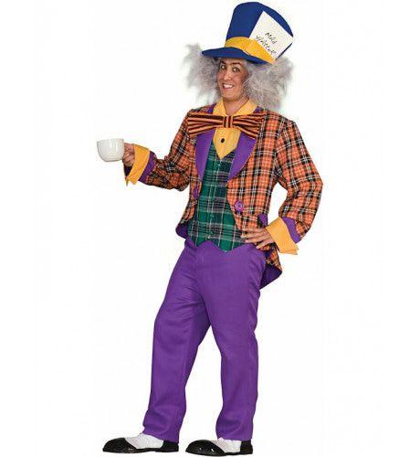 Mad Hatter Man Kostuum