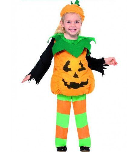 Peuter Kleine Pompoen Baby Kostuum