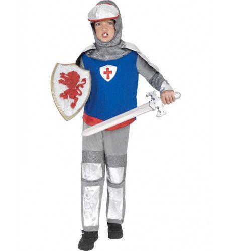 Basic Ridder Jongen Kostuum